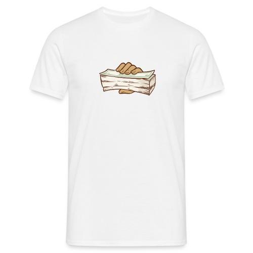 BANDZ All White Everything Tee - Men's T-Shirt