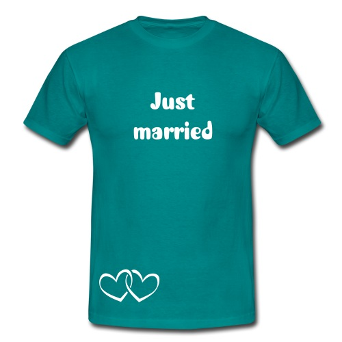 Mariage - T-shirt Homme