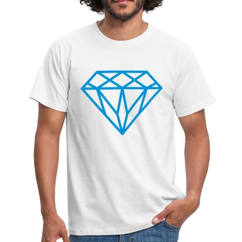 Diamond - Männer T-Shirt