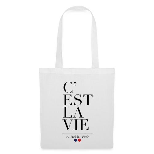 EASY - C'EST LA VIE - Tote Bag