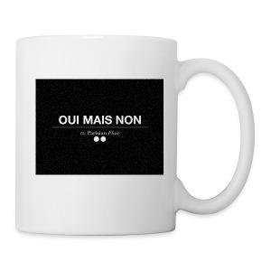 MUG - UI MAIS NON (black) - Tasse