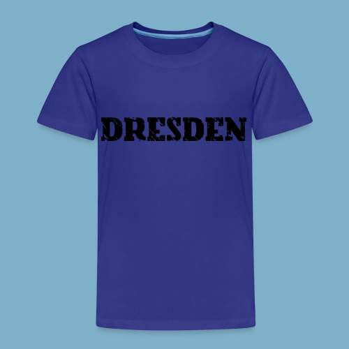 City Motiv Dresden - Kinder Premium T-Shirt