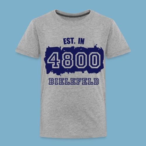 City Motive Bielefeld 4800 - Kinder Premium T-Shirt