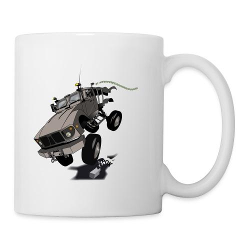 Tasse Humvee - Mug blanc