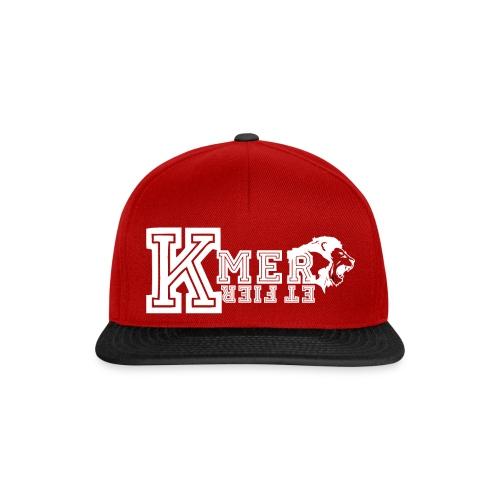 Snapback KMER & FIER Weare237 - Snapback Cap