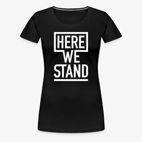 Shirt Girls schwarz - Frauen Premium T-Shirt