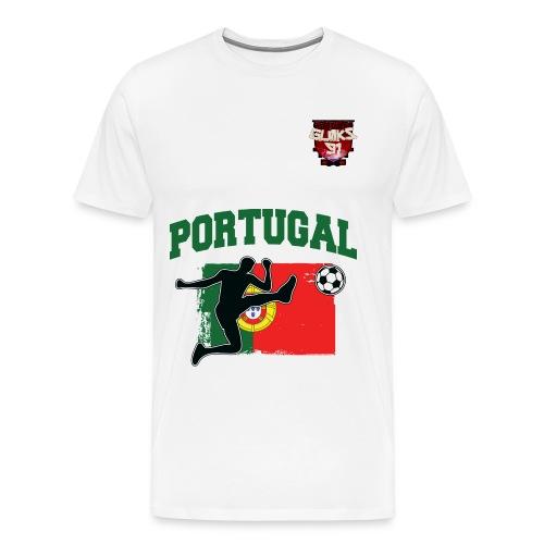 Tee shirt Premium Portugal - T-shirt Premium Homme
