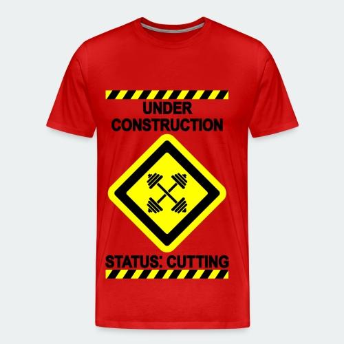 Cutting - Men's Premium T-Shirt