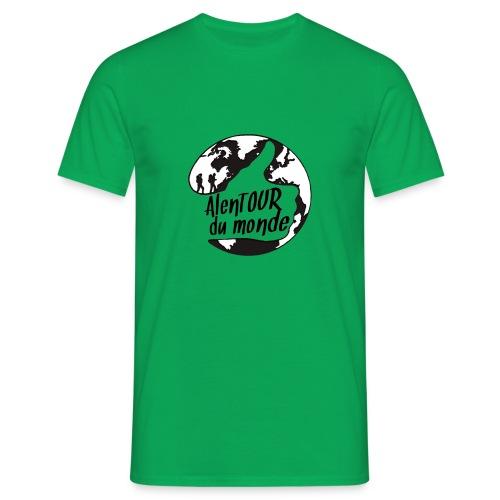 Voyageur by Alentour du monde - T-shirt Homme