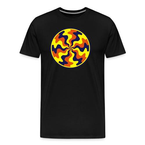 Spacy Stuff - Männer Premium T-Shirt