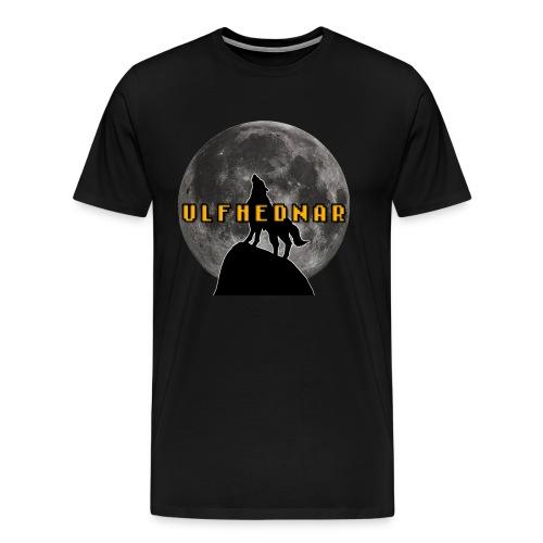 Fullmoon Howl - Men's Premium T-Shirt