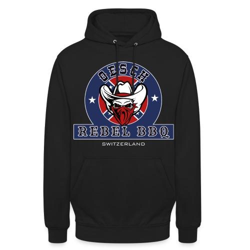 Oesch Rebel BBQ Unicolor - Unisex Hoodie