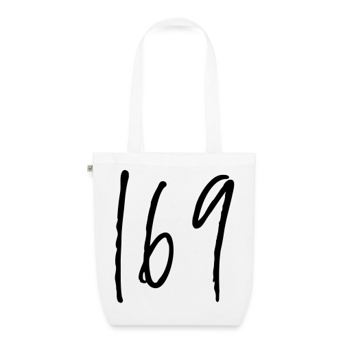 169 White Organic Bag - EarthPositive Tote Bag