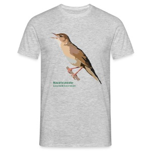 Buscarla Unicolor-bird-shirt - Männer T-Shirt