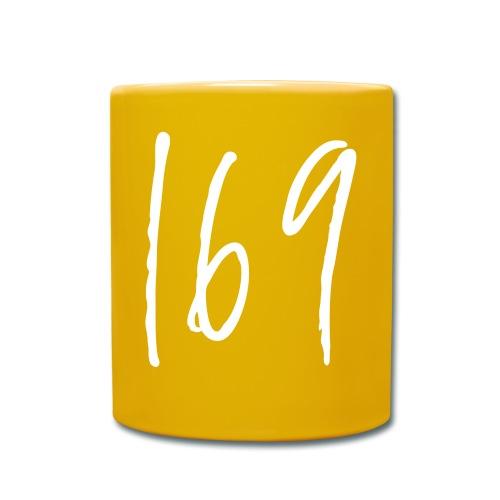 169 Yellow Coffee Cup - Full Colour Mug
