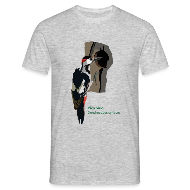 Pico Sirio-bird-shirt