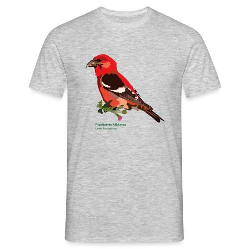 Piquituerto Aliblanco-bird-shirt - Männer T-Shirt