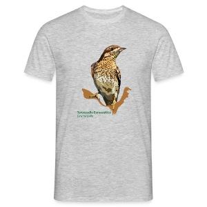 Torcecuello Euroasiático-bird-shirt - Männer T-Shirt