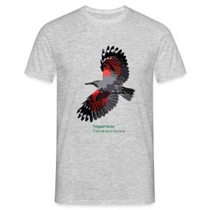 Treparriscos-bird-shirt - Männer T-Shirt