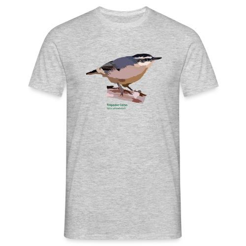 Trepador Corso-bird-shirt - Männer T-Shirt