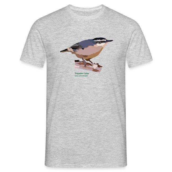 Trepador Corso-bird-shirt
