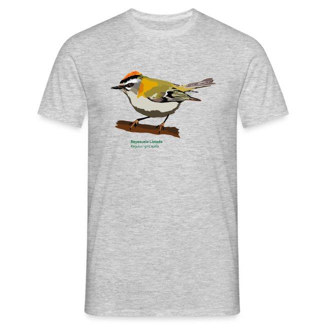 Reyezuelo Listado-bird-shirt
