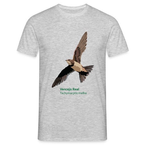 Vencejo Real-bird-shirt - Männer T-Shirt