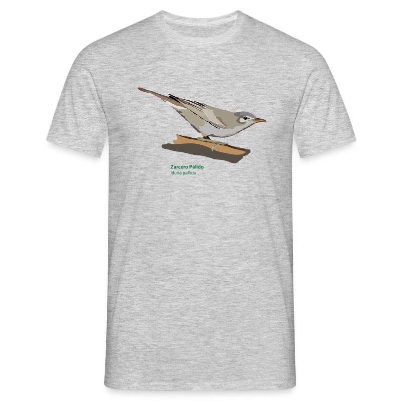 Zarcero Pálido-bird-shirt - Männer T-Shirt