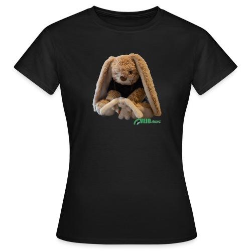 VEIDstanz-Festival 2016 Shirt - Girly (mit Bandlogos auf der Rückseite) - Frauen T-Shirt