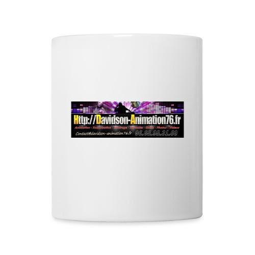 Mug Davidson - Mug blanc