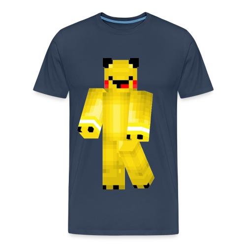 ``Das T-Shirt`` - Männer Premium T-Shirt