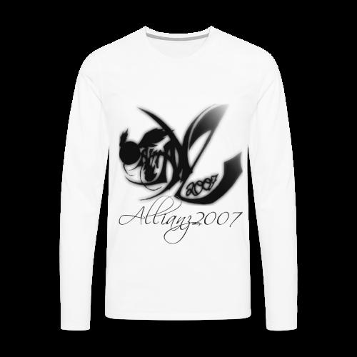 Az07 Longsleeve - Männer Premium Langarmshirt