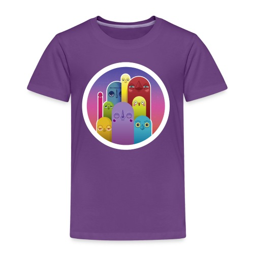 ATMObande - Kinder Premium T-Shirt