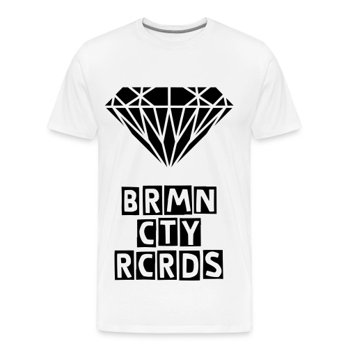 T-Shirt BCR - Diamond - Männer Premium T-Shirt