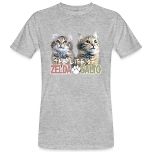 Logo t-shirt (unisex & ecological) - Men's Organic T-shirt
