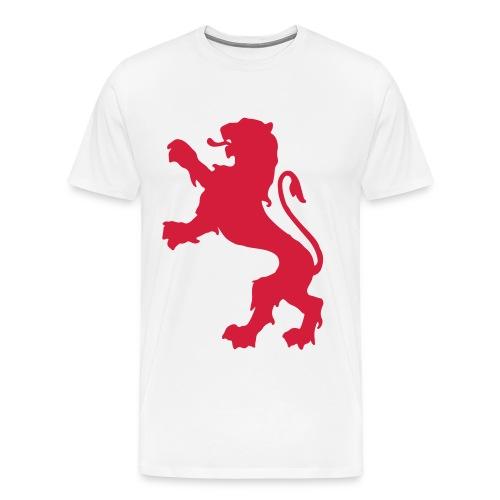 England lion t-shirt - Männer Premium T-Shirt