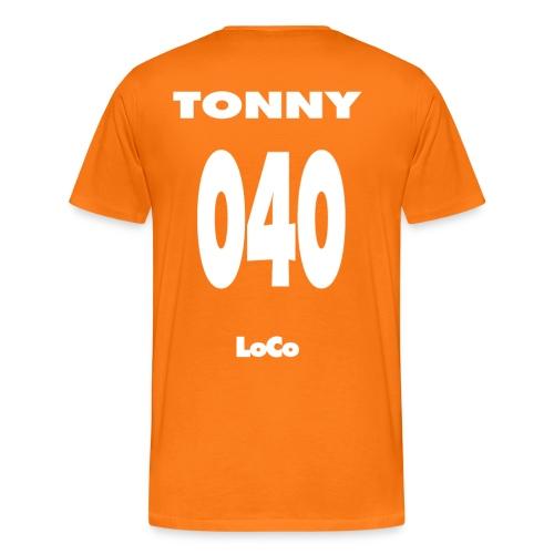 tonny - Mannen Premium T-shirt