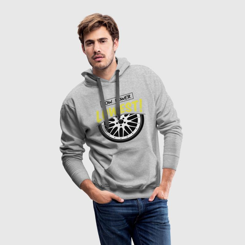 Low, Lower, Lowest! - Männer Premium Hoodie