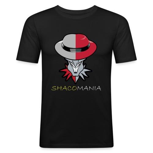 Shacomania T-shirt (Slim) - Men's Slim Fit T-Shirt