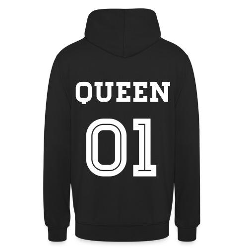 Queen 01 - Unisex Hoodie