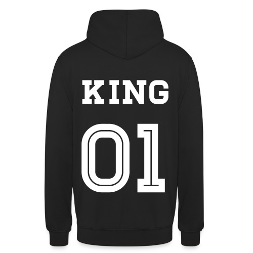 King 01 - Unisex Hoodie