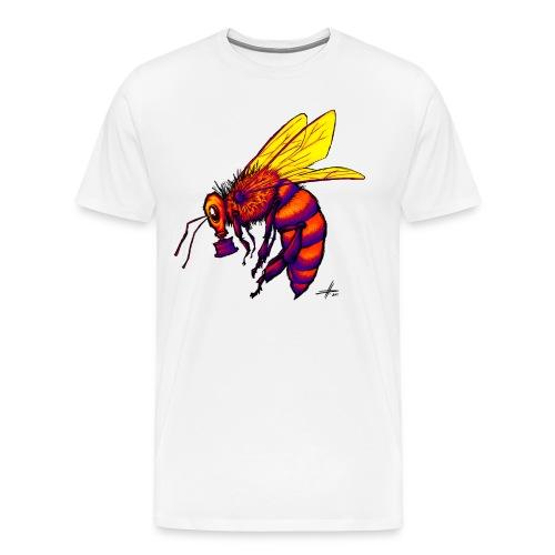 grelle biene - Männer Premium T-Shirt