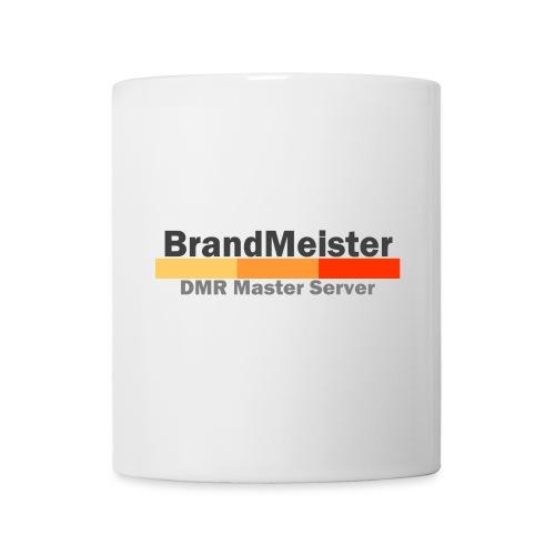 Tasse mit Logo Front - Tasse
