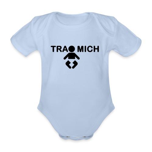 Trage mich   Baby Kurzarm-Body - Baby Bio-Kurzarm-Body