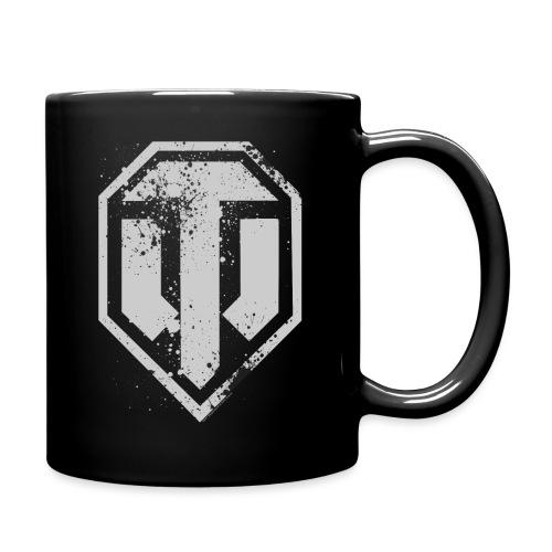 World of Tanks Used Logo Tasse - Full Colour Mug