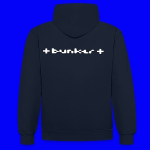 Bunker - Contrast Colour Hoodie