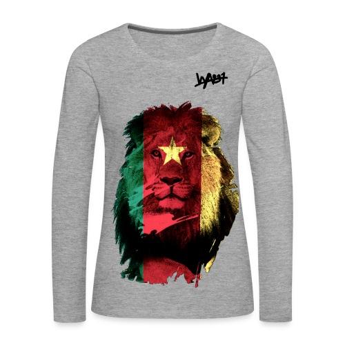 Longsleeve GoldLion - Women's Premium Longsleeve Shirt