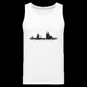 Kölle am Rhing Skyline Vintage (Schwarz)