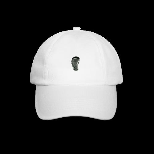 Strapback Cap Ralph Weiß - Baseballkappe