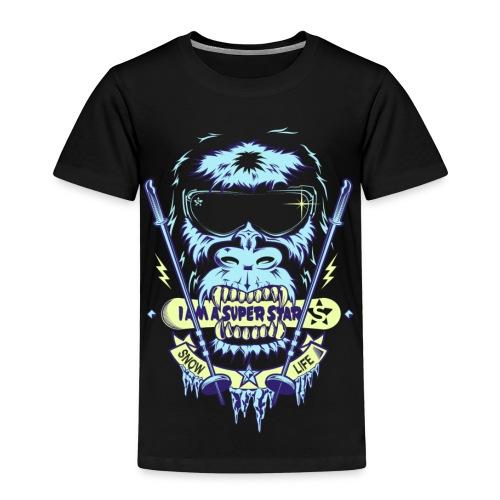 Superstar snow - Camiseta premium niño